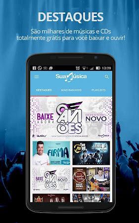 Sua Música 1.0.2 screenshot 257858