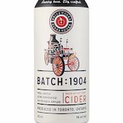 Brickworks 1904 Cider