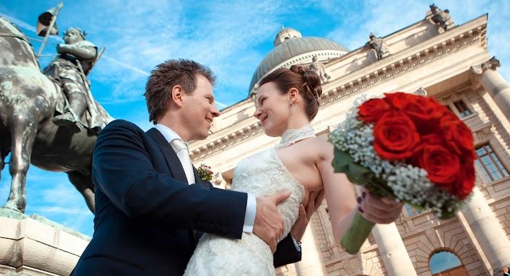 Hochzeitsfotograf Andrey Nikolaev (munich). Foto vom 23.05.2017