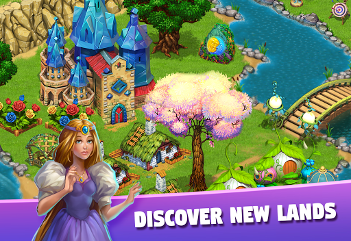 Fairy Kingdom: World of Magic and Farming apkpoly screenshots 6