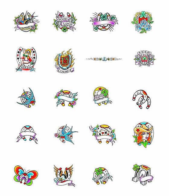Tatuagens De Ferradura   Desenhos  Significados E Fotos De Tatuagens