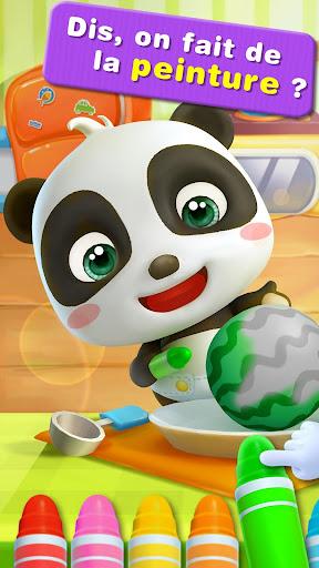 Bébé panda parlant - Talking fond d'écran 2