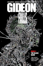 Gideon Falls Supernatural Horror Comic Cover