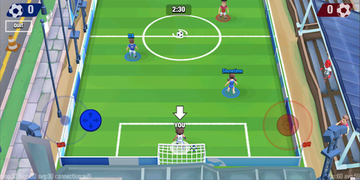 Soccer Battle  screenshots 1