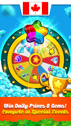 Addictive Gem Match Mania: Match 3 Games Free New  screenshots 2