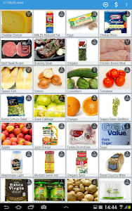 Visual Grocery Shopping List L screenshot 9