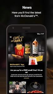 McDonald's 1.2.20 (2484) (Arm64-v8a + Armeabi-v7a + mips + x86 + x86_64)