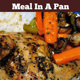 Meal In A Pan