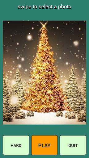 クリスマスツリーのパズル