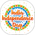 Independenceday Sticker : 15 Thi August-2019