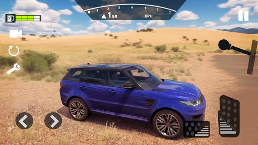 Crazy Car Driving & City Stunts: Rover Sport 1.8 Screenshots 4