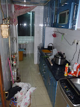 Photo: Beijing - 3rd room in nice new warm apartment just after owners moved away, 1st time rented, 4th floor (EU 3rd) out of 6 (EU 5), nice bathroom comparable to Europe, nice kitchen for China with modern washing machine, microwave and fridge, 3 bedrooms + living room where will be created small separated artificial room, three available, not yet made smallest for 1100RMB, normal one for 1500RMB and big one connected with balcony for 1600RMB, good english speaking flatmate from Huawei in room for 1400RMB which plan to subscribe for shared internet, so it was quite quick decision to take regular room without balcony for 1500RMB, so I gave him deposit 100RMB to stop offering this room until signing contract (with receipt written by him)