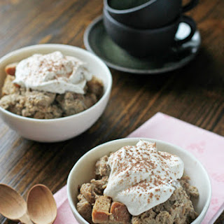 Crockpot Tiramisu Bread Pudding Recipe