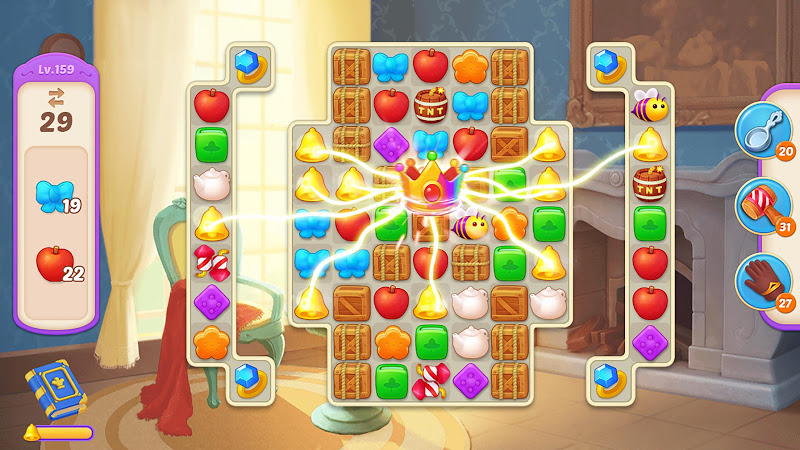 Castle Story: Puzzle & Choice Screenshot 6