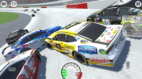Outlaws - American Racing Screenshot