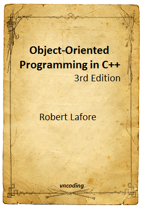 Object Oriented Programming In Cpp Third Edition