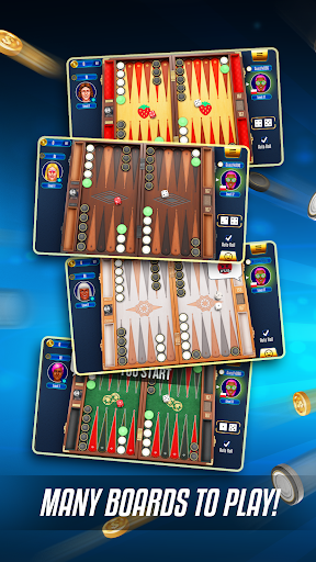 Backgammon Legends 🎲 online with chat 1.37 screenshots 2
