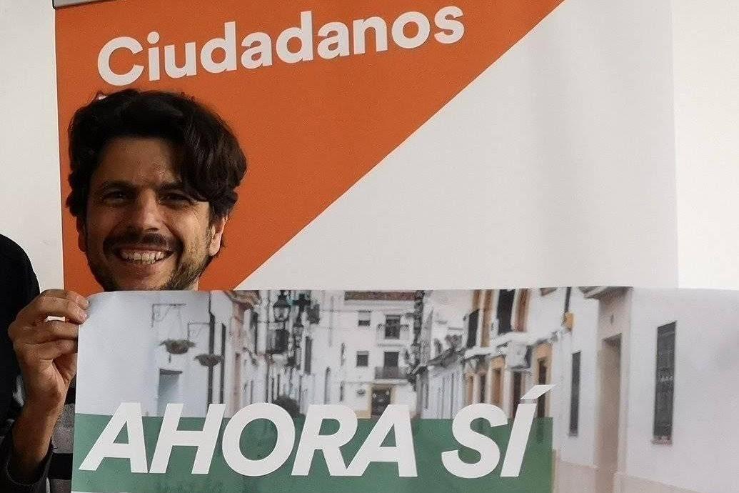 Ciudadanos confirma a Sergio Pelayo como candidato a la alcaldía de Algeciras