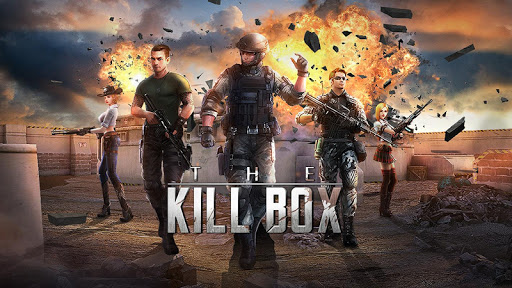 The Killbox: Arena Combat AU