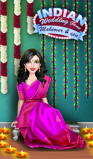 Indian Wedding Game Makeover And Spa screenshots 1