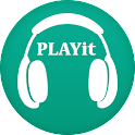 PLAYit Music Player icon