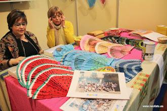 Photo: Monzón: II Feria de Asociaciones. Asoc. DOWN