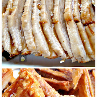 Moist Roast Pork and Crackling