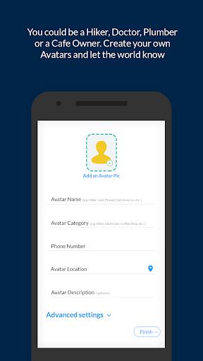 IamHere - Hyper Local Social Marketplace 0.9.28 screenshots 2