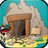 Pirate Mines : Jake  adventure
