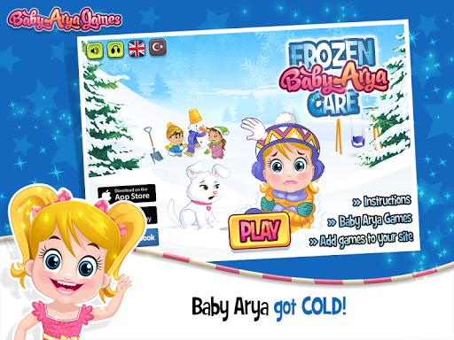 Arya Frozen Baby Care 1.0.1 screenshots 7