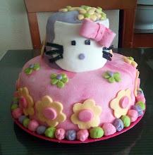 Photo: Tarta Hello Kitty