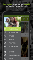 Screenshot of Tractive Photos