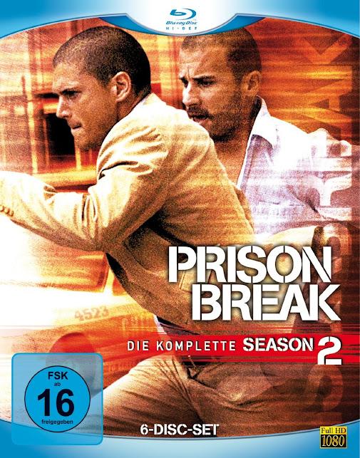 Prison Break [Latino]- Temporada 2 [6xBD25]