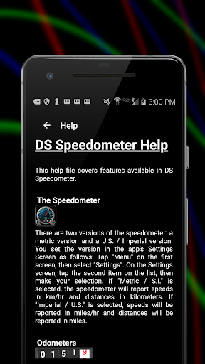 Download DS Speedometer For Android | DS Speedometer APK