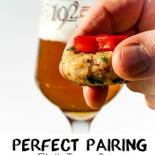 Perfect pairing – Chilli Tuna Bites & Alhambra Reserva 1925