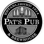 Logo for Pat's Pub And Brewhouse