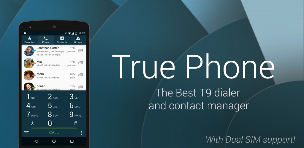 Download True Phone Dialer & Contacts APK latest version 1 7