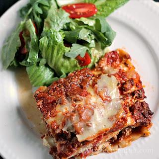 The Ever Expanding Lasagna