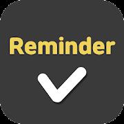 Reminder : Memo, D-day, todo list, task list