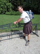 Photo: To kolo je na mě trochu malé.