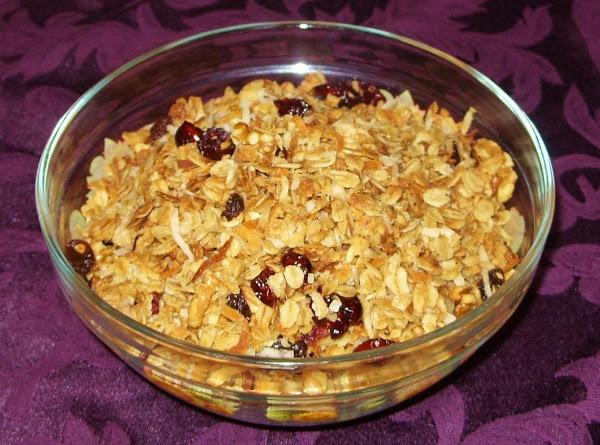 Mama's Granola Recipe