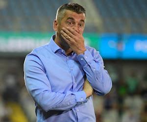 """Adnan Custovic sous pression à Waasland-Beveren : """"Logique quand vous vous trouvez dans cette position"""""""