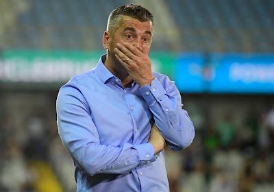 """Une """"revanche"""" sur Beveren pour Adnan Custovic ? L'homme qui doit sauver Ostende réagit"""