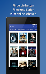 Filmstarts: Kino, Film, Serien- screenshot thumbnail