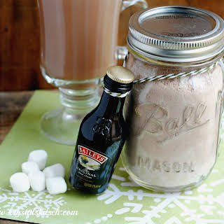 Bailey's Hot Cocoa.