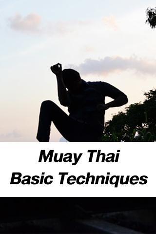 Muay Thai - Basic Techniques