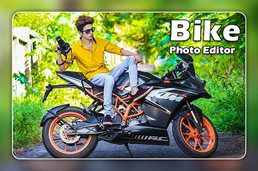 Bike Photo Editor 1.7 screenshots 2