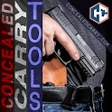 Concealed Carry Gun Tools icon