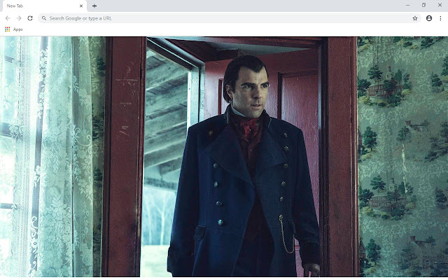 NOS4A2 New Tab & Wallpapers Collection