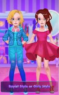 Poppi: Teen Fashion Idol Dressup and Makeover - náhled